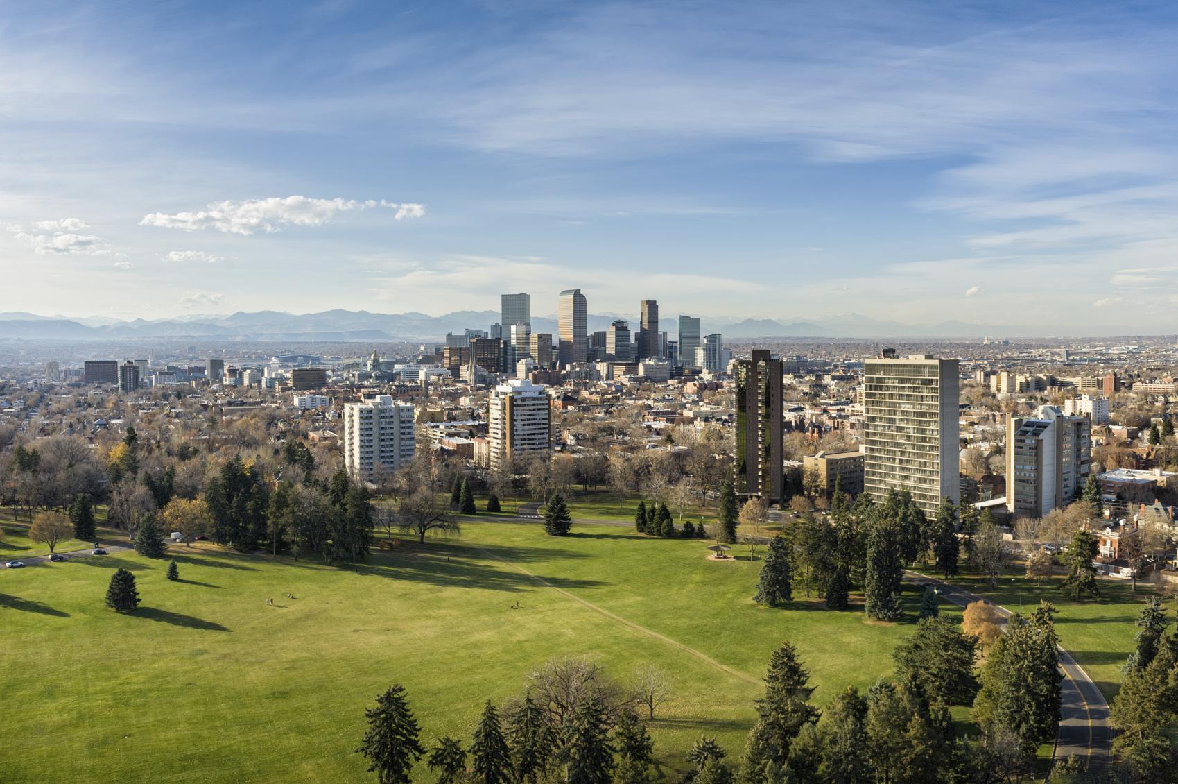 Denver-aerial